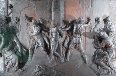 bronze-of-jesus