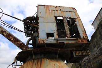 rusting-crane