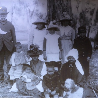 lyn aboriginal family
