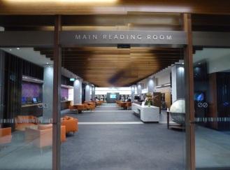 lyn library reading room