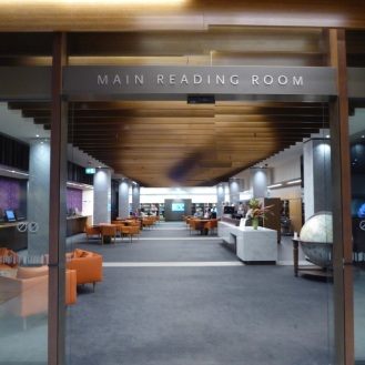 lyn library reading room
