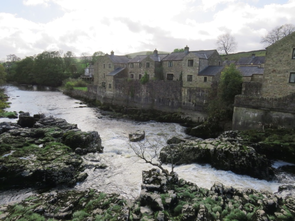 River Wharfe Grassington