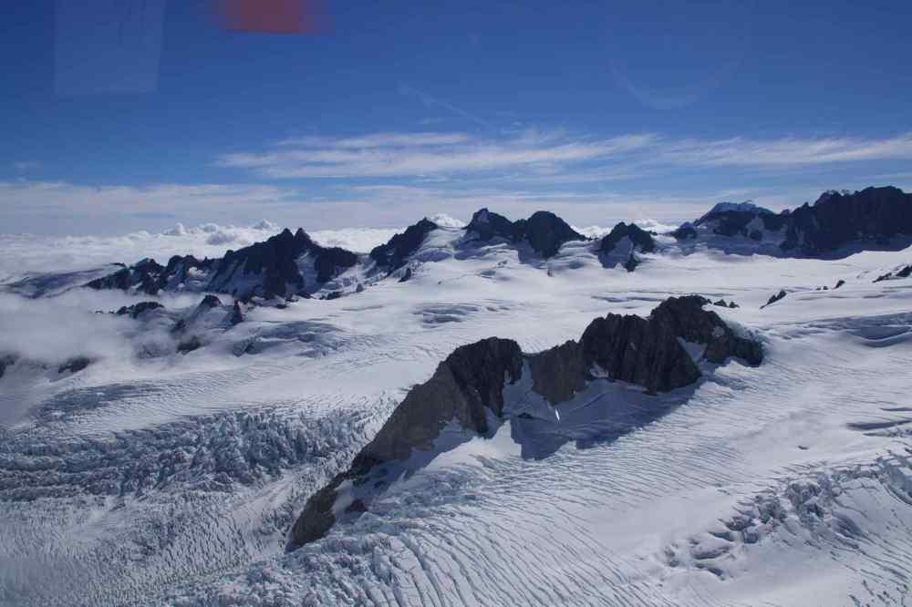 Appraoching Glacier 1