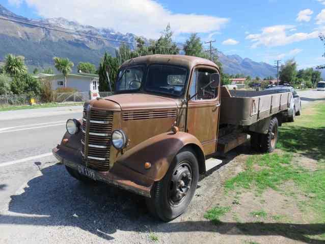 Bedford Truck Glenorchy