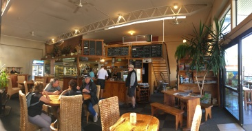 Cafe in Murchison