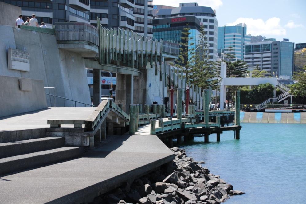 City TO The Sea Bridge