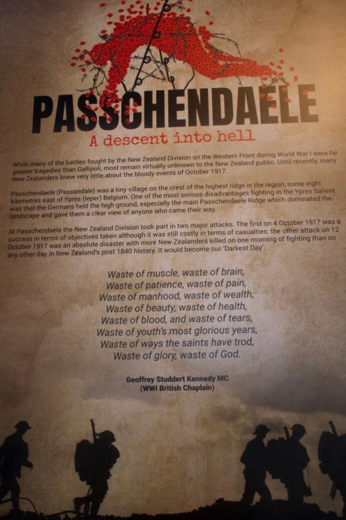 Introduction to Paschendale expo