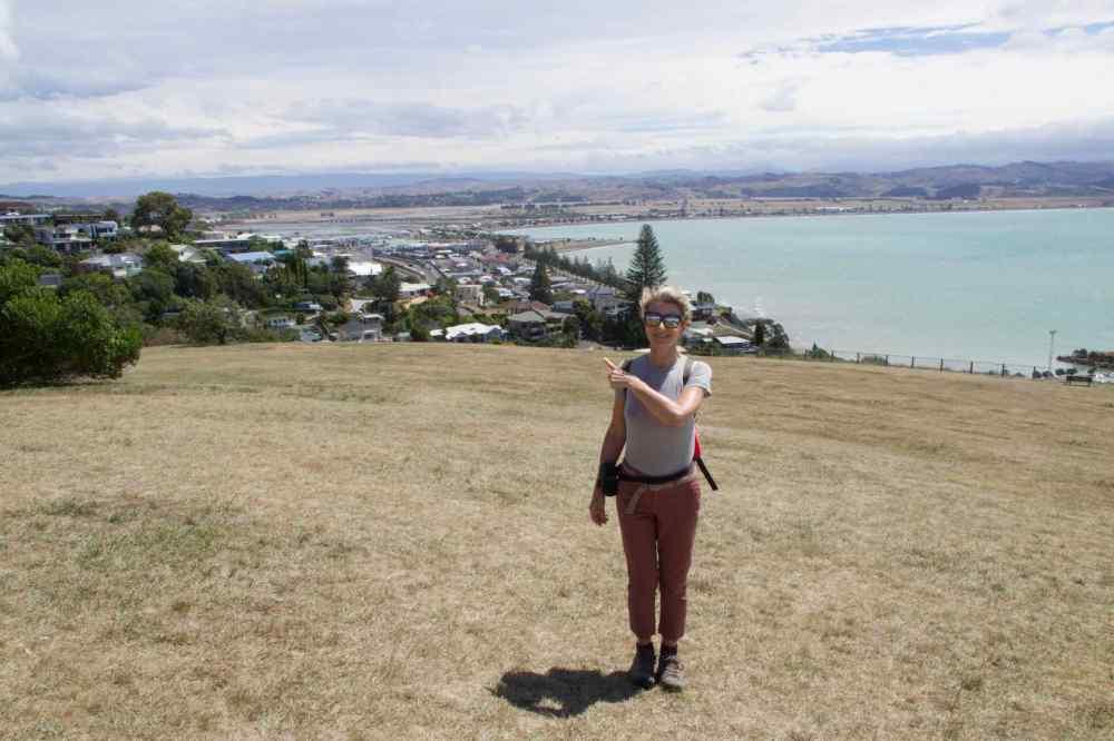 Lyn at Bluff Hill