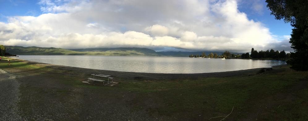 Pano Lake te Anau