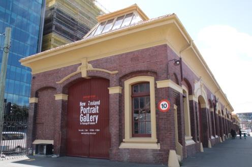 Portrait Gallery Building