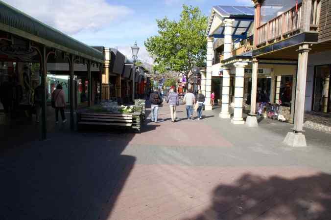 Street Queenstown