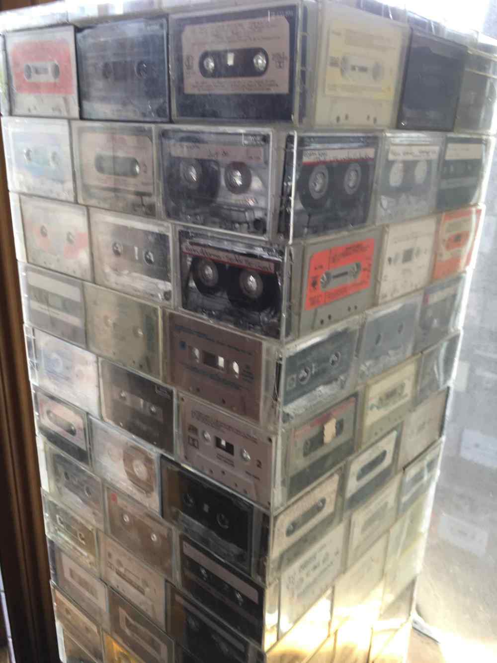 Tower of Tapes