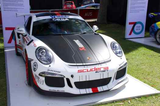 Porche Sports racer