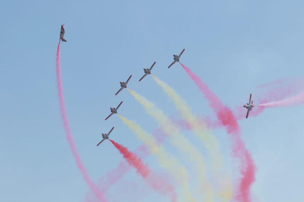 Spanish Air Force Aerobatic Team