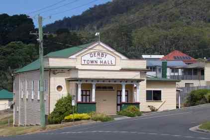 Derby Town Hall