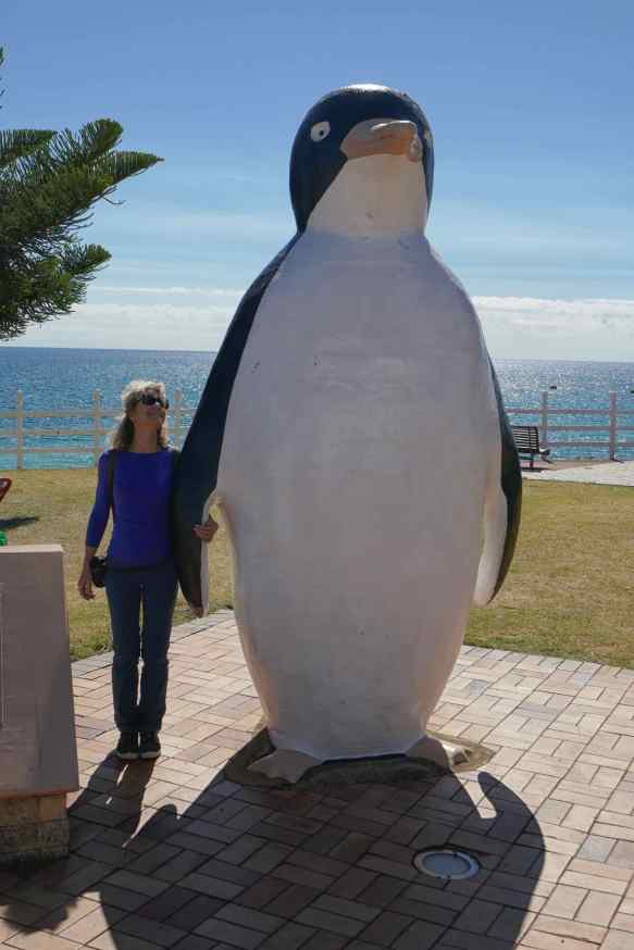 Lyn meets Penguin