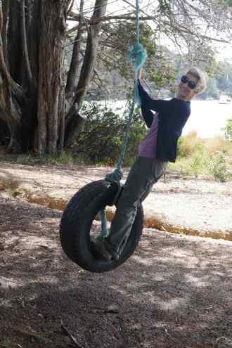 Lyn on Tyre 2