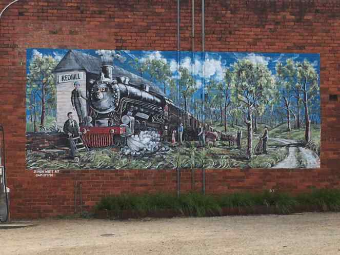 Mural Red Hill