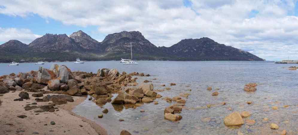 Pano Coles Bay