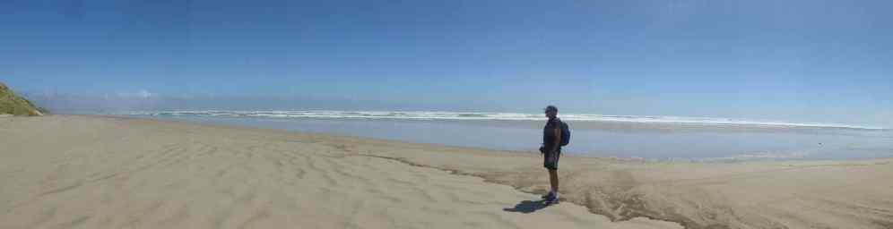 PAno Ocean Beach