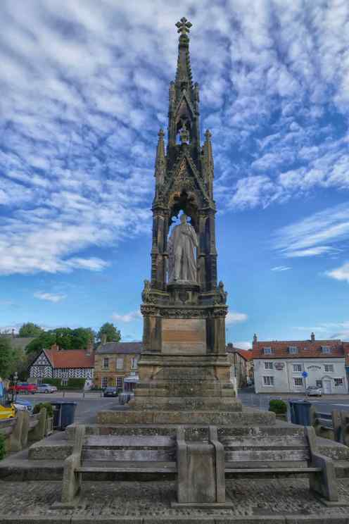 Commemorative Monument Helmsley