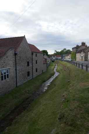 Stream in Helmsley