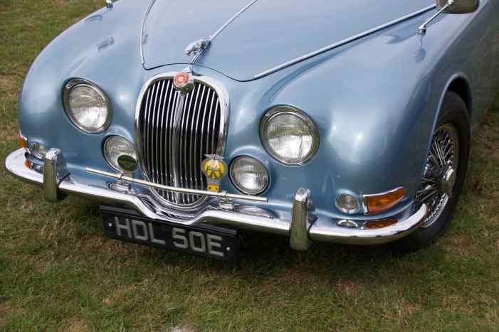 Mk 2 Jaguar