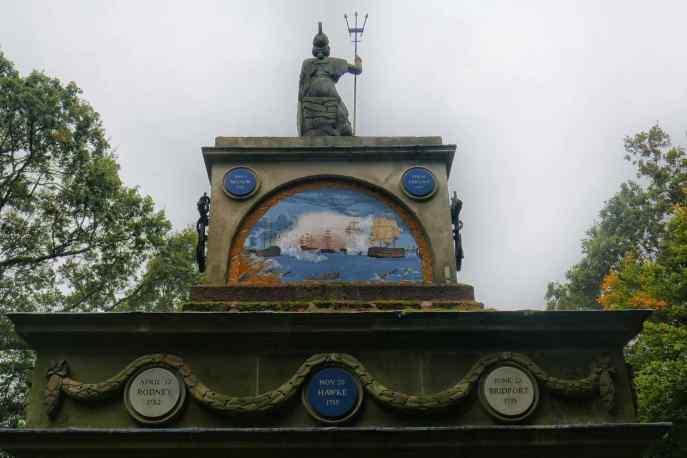 Britannia and Trident