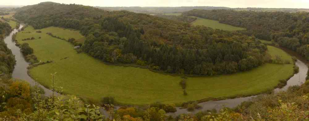 SYMONDS YAT FROM YAT ROCK