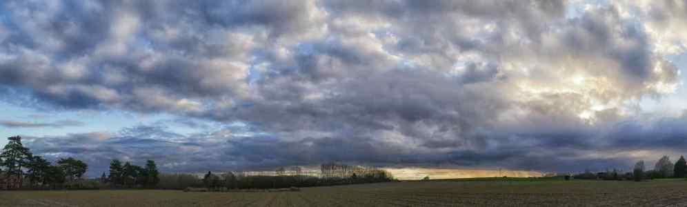 Big Norfolk Skies