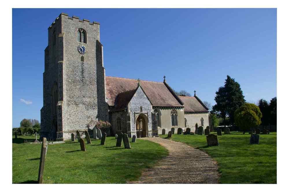 Hackford Church